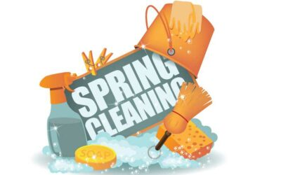 Your Spring Cleaning Game Plan